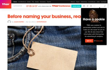 http://thenextweb.com/entrepreneur/2012/04/22/before-naming-your-startup-read-this/