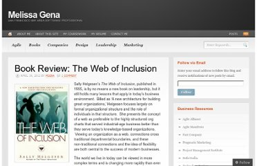 http://melissagena.me/2012/04/14/the-web-of-inclusion/