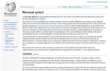 http://fr.wikipedia.org/wiki/M%C3%A9c%C3%A9nat_global