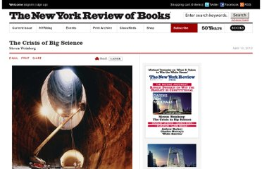 http://www.nybooks.com/articles/archives/2012/may/10/crisis-big-science/?pagination=false