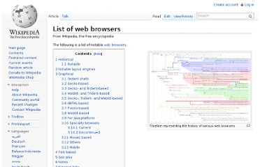http://en.wikipedia.org/wiki/List_of_web_browsers