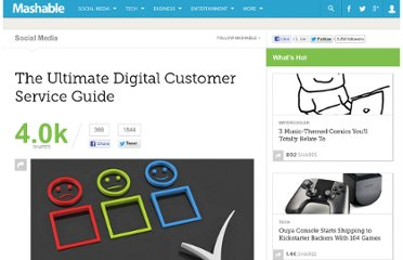 http://mashable.com/2012/04/22/customer-service-guide/