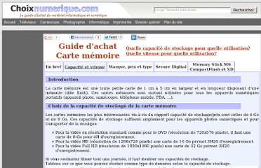 http://www.choixnumerique.com/carte-memoire-quelle-capacite-stockage-vitesse#vitesse-carte-memoire
