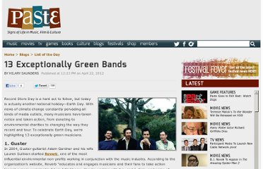 http://www.pastemagazine.com/blogs/lists/2012/04/13-exceptionally-green-bands.html#.T5SSt6PyVrE.twitter