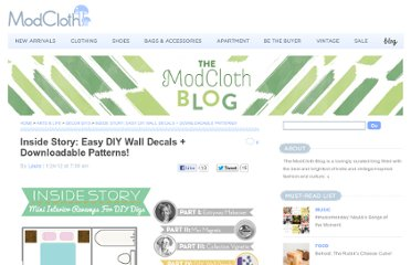 http://blog.modcloth.com/2012/01/24/inside-story-fontaines-5-step-diy-wall-decals-with-downloadable-patterns/