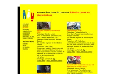 http://www.contrelesdiscriminations.fr/les-films.asp