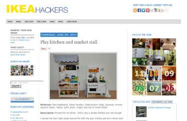 http://www.ikeahackers.net/2011/06/play-kitchen-and-market-stall.html