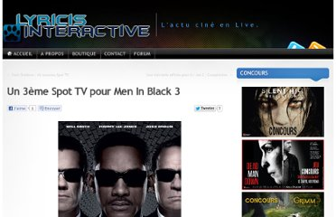 http://www.lyricis.fr/cinema-serie-tv/un-3eme-spot-tv-pour-men-in-black-3-64829/
