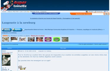http://www.forums.supertoinette.com/recettes_141895.comment_faire_des_queue_de_langoustes.html