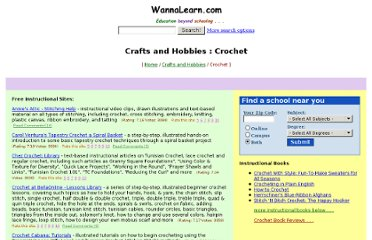 http://www.wannalearn.com/Crafts_and_Hobbies/Crochet/