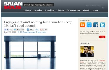 http://www.briansolis.com/2012/04/engagement-aint-nothing-but-a-number-why-1-isnt-good-enough/