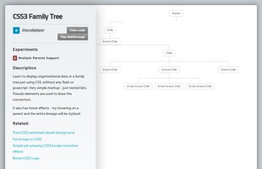 http://thecodeplayer.com/walkthrough/css3-family-tree