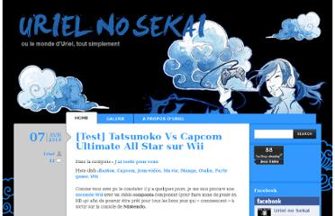 http://urielnosekai.com/test/test-tatsunoko-vs-capcom-ultimate-all-star-sur-wii/
