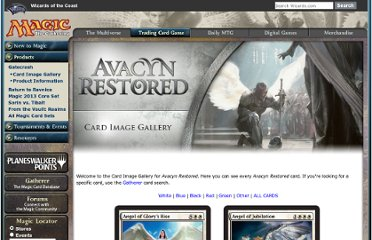 http://www.wizards.com/magic/tcg/article.aspx?x=mtg/tcg/avacynrestored/cig