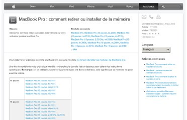 http://support.apple.com/kb/HT1270?viewlocale=fr_FR&locale=fr_FR