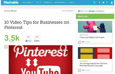 http://mashable.com/2012/04/23/pinterest-video-marketing-tips/