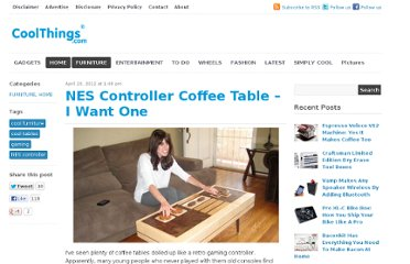 http://www.coolthings.com/nes-controller-coffee-table-i-want-one/