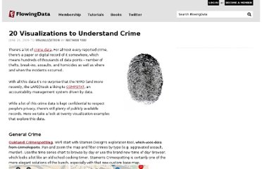http://flowingdata.com/2009/06/23/20-visualizations-to-understand-crime/