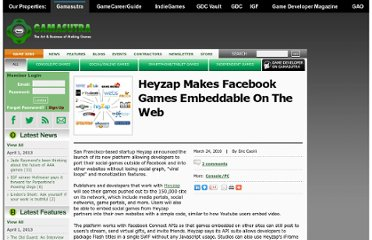 http://www.gamasutra.com/view/news/27803/Heyzap_Makes_Facebook_Games_Embeddable_On_The_Web.php