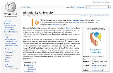 http://en.wikipedia.org/wiki/Singularity_University