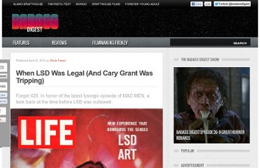 http://badassdigest.com/2012/04/22/when-lsd-was-legal-and-cary-grant-was-tripping/