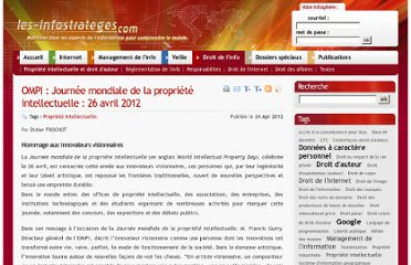 http://www.les-infostrateges.com/actu/12041427/ompi-journee-mondiale-de-la-propriete-intellectuelle-26-avril-2012