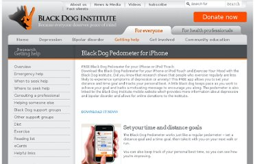 http://www.blackdoginstitute.org.au/public/gettinghelp/blackdogpedometerforiphone.cfm