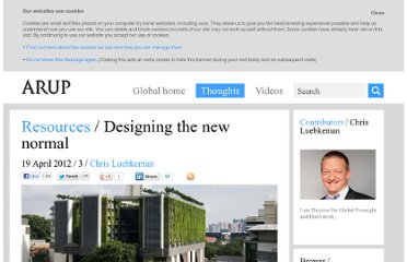 http://thoughts.arup.com/post/details/185/designing-the-new-normal