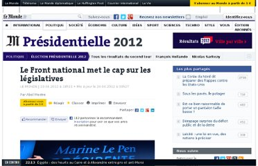 http://www.lemonde.fr/election-presidentielle-2012/article/2012/04/23/le-front-national-met-le-cap-sur-les-legislatives_1689747_1471069.html#xtor=EPR-32280229-%5bNL_Titresdujour%5d-20120424-%5btitres%5d