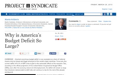http://www.project-syndicate.org/commentary/why-is-america-s-budget-deficit-so-large-