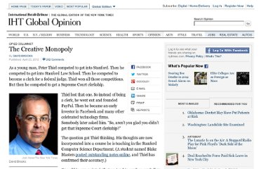 http://www.nytimes.com/2012/04/24/opinion/brooks-the-creative-monopoly.html