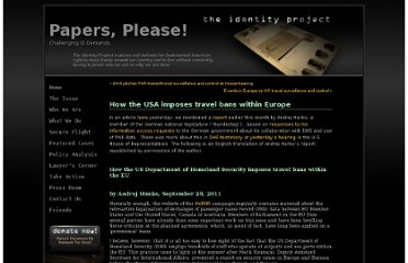 http://papersplease.org/wp/2011/10/06/how-the-usa-imposes-travel-bans-within-europe/