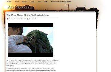 http://www.alt-market.com/articles/414-the-poor-mans-guide-to-survival-gear