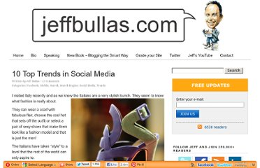 http://www.jeffbullas.com/2012/04/24/10-top-trends-in-social-media/