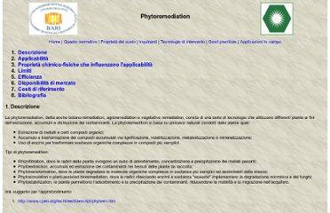 http://www.metea.uniba.it/database/tecnologie/pytoremediation.htm