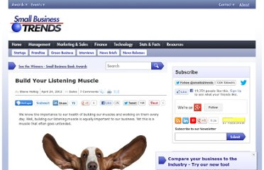 http://smallbiztrends.com/2012/04/build-your-listening-muscle.html