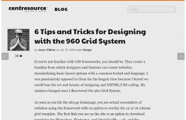 http://blog.centresource.com/2009/06/15/6-tips-and-tricks-for-designing-with-960/