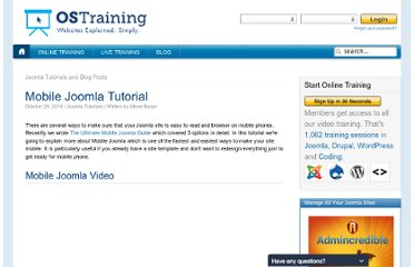 http://www.ostraining.com/blog/joomla/mobile-joomla-tutorial/