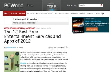 http://www.pcworld.com/article/252607/the_12_best_free_entertainment_services_and_apps_of_2012.html