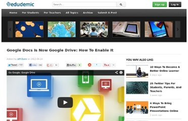 http://edudemic.com/2012/04/google-docs-is-now-google-drive-how-to-enable-it/