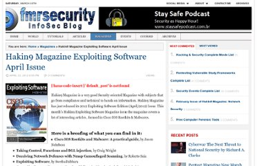 http://www.felipemartins.info/2012/04/hakin9-magazine-exploiting-software-april-issue/