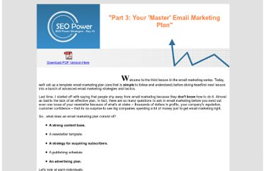 http://www.seoelite.com/Lessons/Email-Marketing3-fg.htm
