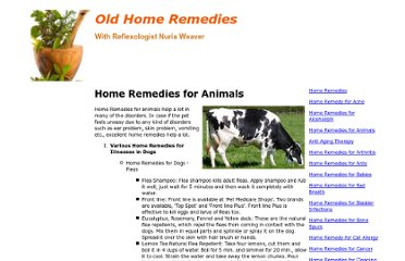 http://www.old-home-remedies.com/home-remedies-for-animals.html