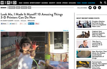 http://www.wired.com/design/2012/04/10-things-3d-printers-can-do-now/