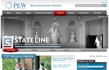 http://www.pewstates.org/projects/stateline