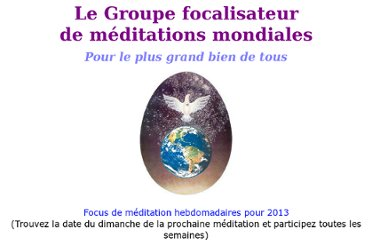 http://www.earthrainbownetwork.com/FocusArchives/GroupeFocal.htm