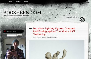 http://www.booshben.com/2012/02/29/porcelain-fighting-figures-dropped-and-photographed-the-moment-of-shattering/