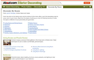 http://interiordec.about.com/od/decoratingroombyroom/u/RoombyRoom.htm