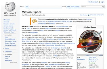 http://en.wikipedia.org/wiki/Mission:_Space