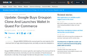 http://paidcontent.org/2011/09/19/419-google-pushes-portfolio-beyond-ads-buys-daily-deal-launches-google-wall/